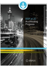 consulting report cover page